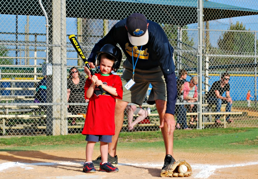 Jax Beach Little League Challenger Division