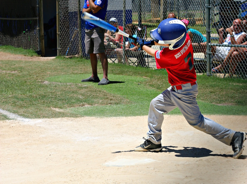 Jacksonville Beach Machine Pitch Little League Division