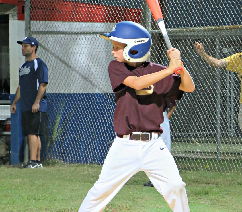 Jacksonville Beach Little League Minors Division