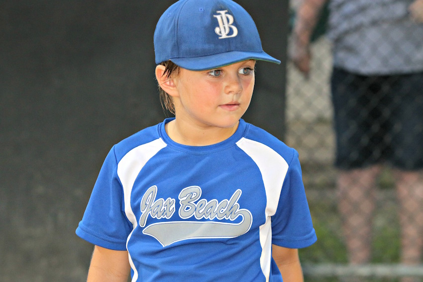 Jacksonville Beach Little League Tee-Ball Division