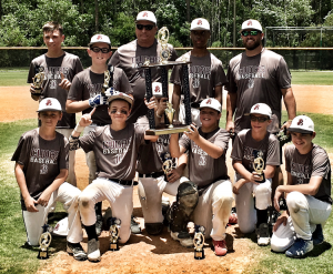 JBBA All Star Teams Win Julington Creek Classic