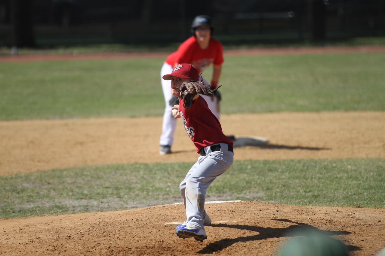 Jax Beach Baseball Minors Division